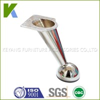 Zinc Alloy Furniture Legs Sofa Legs From Chinese Factory KYE005