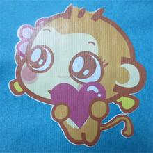 Monkey Cartoon Design Polar Fleece Blanket for Children