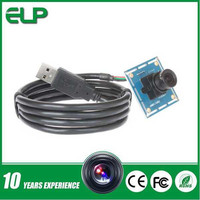 Mjpeg HD1080p 2 megapixel YUY2 UVC cctv camera cmos micro mini webcam pcb control board