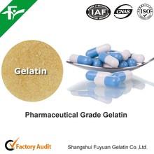 Pharmaceutical Grade Gelatin For Hard Capsules