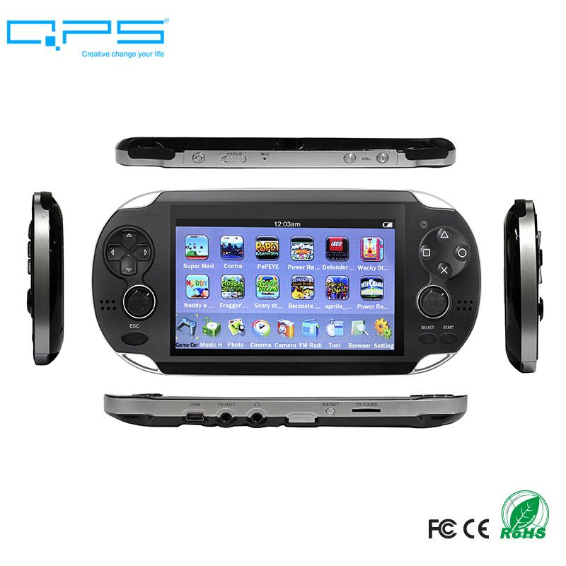 4.3 Pouce Lecteur MP6 player avec caméra peut jouer jeu Mp6