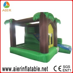 2016 green jungle forest oxford bouncy castle prices, bounce house for sale craigslist