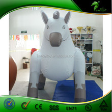 wholesale inflatable horse / inflatable replica / inflatable animal from china