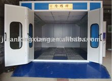 spray paint drying paint baking oven design auto paint oven