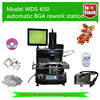 Agent Wanted ! BGA Repair machine WDS-650 optical smt rework system For PS XBOX360 Soldering Desoldering