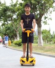 Lithium cell Smart leg control 2 wheel mini balance motorbike