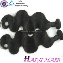 Unprocessed Virgin Remy Body Wave Clip-On Human Hair Bang
