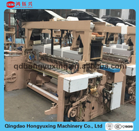 High quality heavy duty double nozzle and dobby water jet loom best seller in Surat