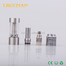 2ml each part replaceable Atomizers in High Quality Glass Material