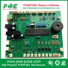 PCBA Manufacturer, FR-4(94V0) PCB assembly in Shenzhen