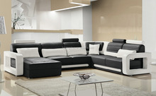 Luxury Guangzhou home furniture sofa, modular modern home furniture 105A