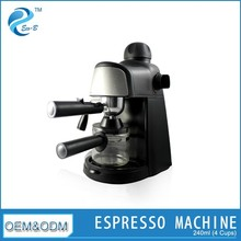 Family 240ml Espresso Automatic Coffee Maker With Milk Frother