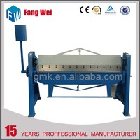 New product economic manual bar cutting and bending machines