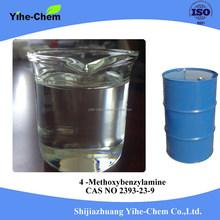 CAS NO 2393-23-9 Reliable Manufacturer 4-Methoxybenzylamine