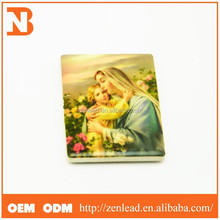 Popular Christian gifts New arrival Personal DIY ceramic souvenirs