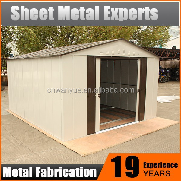 2015 Cheap Price Made In China Well Sale Metal Garden Used Sheds Sale