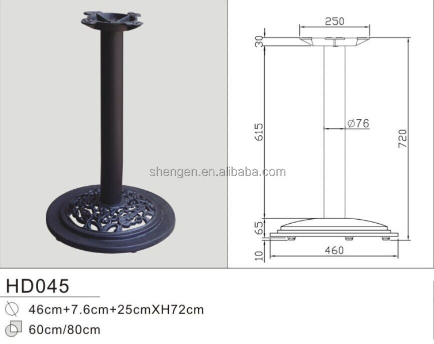Chinese Antique Metal Furniture Spare Parts French Table Leg Hd045 Buy French Table Legs