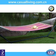 Special Island Large Quilted Trellis Stripe Hammock