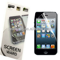 Fashionable Design Screen Protector for Iphone 5 With Trendy Packing