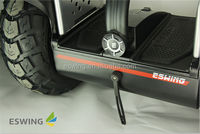 48v voltage 2000w China new product two wheel electric scooter / CE Certification and 3h Charge Time two wheels self balancing