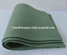 Green color super water absorbent nonwoven fabric capillary matting, capillary mats