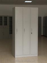 kids bedroom steel locker with 3 color