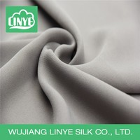 make to order modern polyester fabric for garment, fashion designs