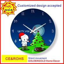 Customized novelty Christmas art promotional gift