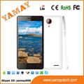de gama alta de 5 pulgadas de pantalla táctil capacitiva de telefonos celulares MTK6735 quad core teléfono inteligente 4G LTE