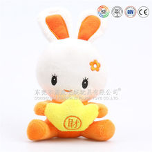 Custom stuffed plush toys rabbit /long ear stuffed plush bunny