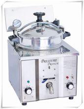 La máquina henny penny, kfc freidora a presión