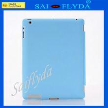 Partner shell For Smart cover back case for iPad 2 3 4
