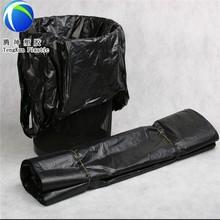 garbage industry use hdpe rubbish bin liner plastic garbage bag