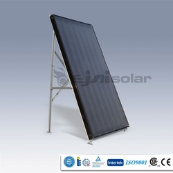 Europe market hot sale flat plate solar thermal collectors for home&business