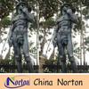 outdoor nude roman man fiberglass statue NTRS032S