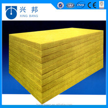 high heat oven insulation rock wool soundproof fireproof glass fiber rock wool insulation material