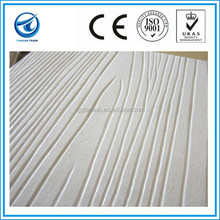Fashionable design wood grain fiber cement board,fibre cement wall panel,wood wool insulation board