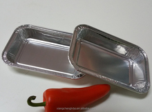 aluminum foil disposable smooth wall container