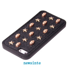 Rivet 3D Phone Case For Iphone, High Quality Phone Case