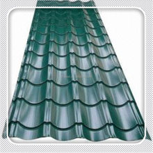 Galvanized Sheet Material color coated steel roofing tiles