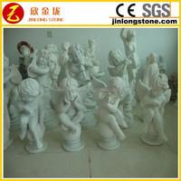 Angel Craved Granite Sculptures