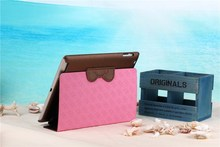 on sale! wholesell PU leather case for the new ipad , for ipad 2 3 4 Ultra Thin case