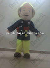 NO.3669 cartoon fire man costumes for party