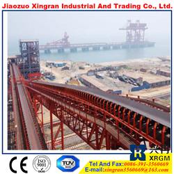 steel reinforced conveyor belt wood chip belt conveyor belt conveyor for limestone