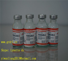 cattle Streptomycin Sulphate + Procaine Penicillin + benzathine penicillin g Powder for lnjection