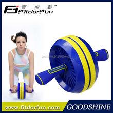 High Quality Impact Fitness Equipment New Designed Innovative Ab Roller Wheel For Abdominal Zone Strengthening