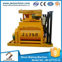 Factory directly selling 39.1KW 380V concrete kerb block machine