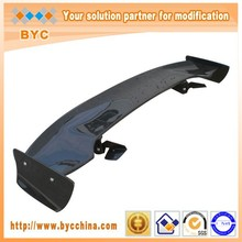 Carbon Fiber Racing Rear Spoiler For Honda Fit 05 Honda Fit JS Big Spoiler 2009-2013 Tuning Spoiler