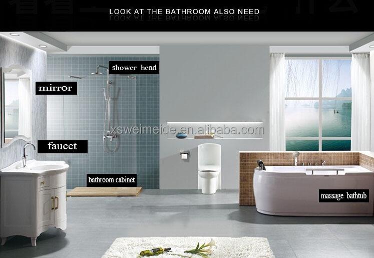 Cabinet de bain avec vanit en verre navire nouveau - Combien coute une maison prefabriquee ...