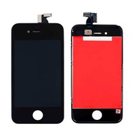Hot selling guangzhou factory price lcd display for iPhone 4s, cheap LCD display for iPhone 4s repair part
